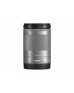 Объектив EF-M 18-150mm f/3.5-6.3 IS STM серебристый