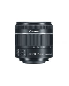 Объектив EF-S 18-55mm f/4.0-5.6 IS STM
